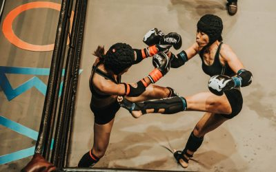 Why more women are reaping the benefits of boxing